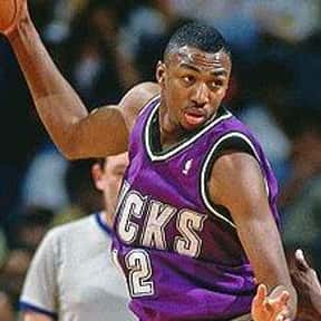 Vin Baker is listed (or ranked) 12 on the list The Best Power Forwards of the 1990s