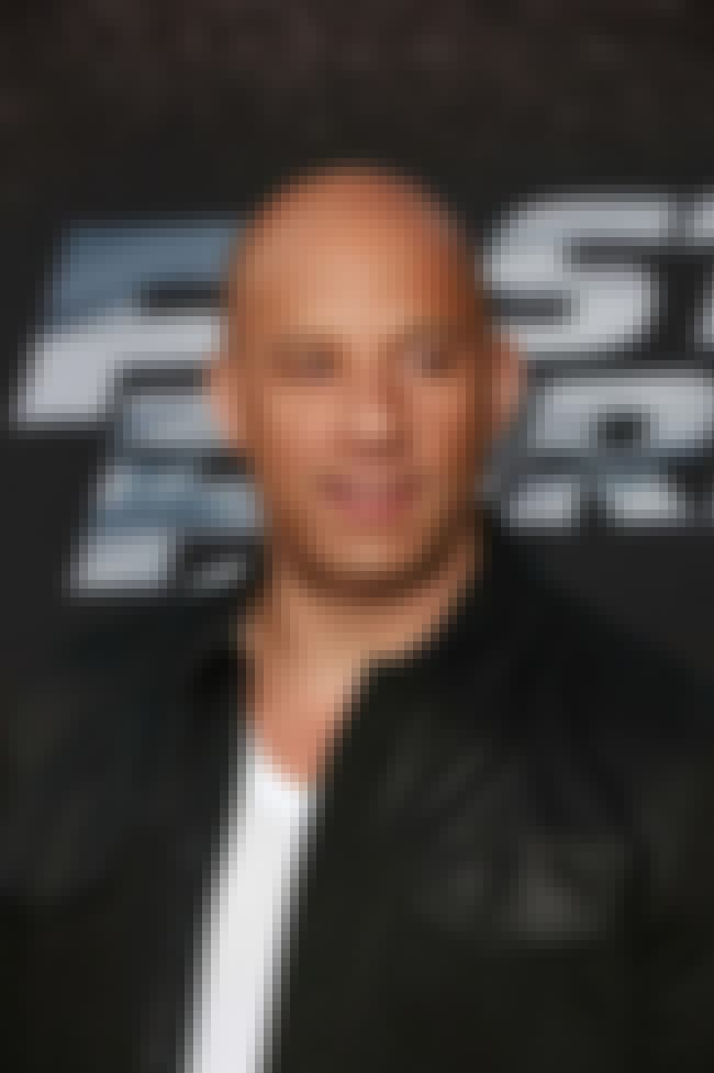 Vin Diesel is listed (or ranked) 6 on the list Closeted Male Celebs