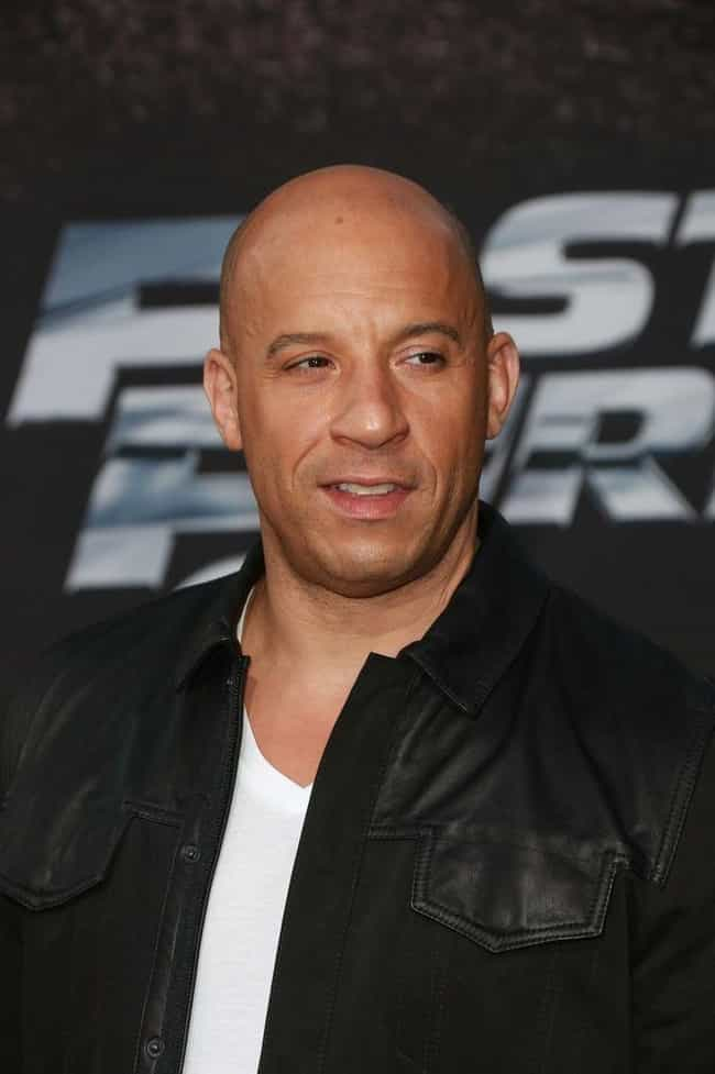 Vin Diesel is listed (or ranked) 3 on the list Celebrities Turning 50 in 2017