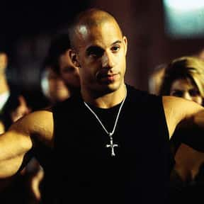 Vin Diesel - Dominic Toretto is listed (or ranked) 1 on the list Full Cast of Fast & Furious Franchise