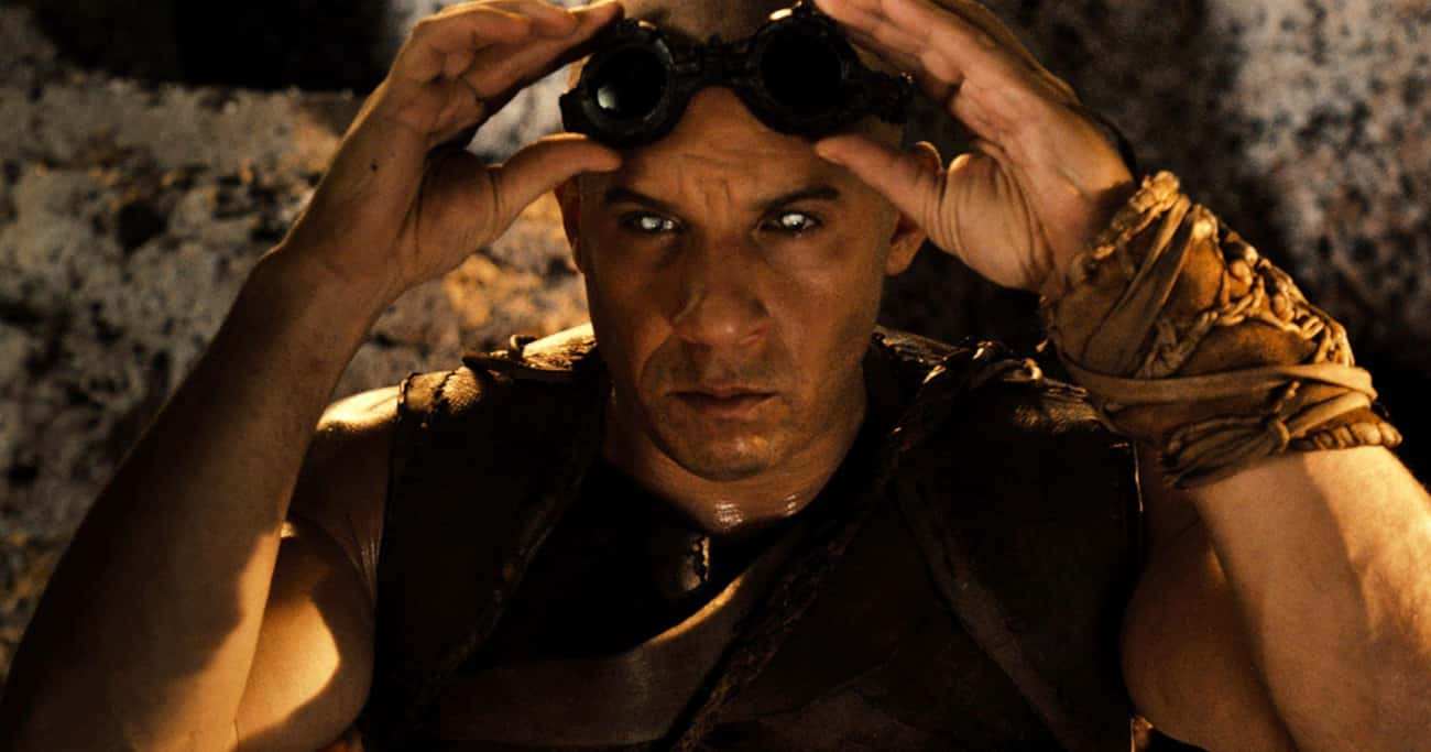 Vin Diesel Made A Cameo In 'Tokyo Drift' To Score The Rights To The 'Riddick' Franchise