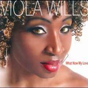 Viola Wills is listed (or ranked) 22 on the list The Best Disco Bands/Artists