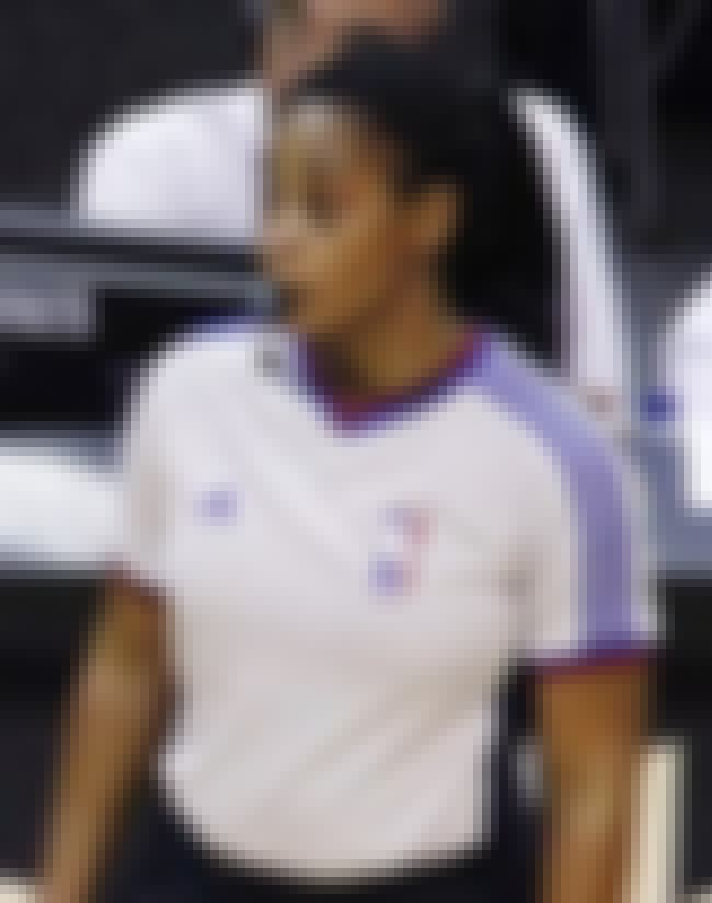 Violet Palmer is listed (or ranked) 3 on the list Famous Female Referees