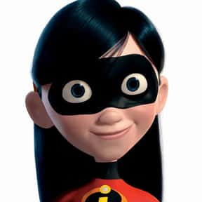 Violet Parr is listed (or ranked) 15 on the list The Greatest Kid Characters in Film
