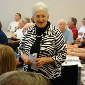 Virginia Foxx is listed (or ranked) 2 on the list Famous UNC Greensboro Alumni/Students
