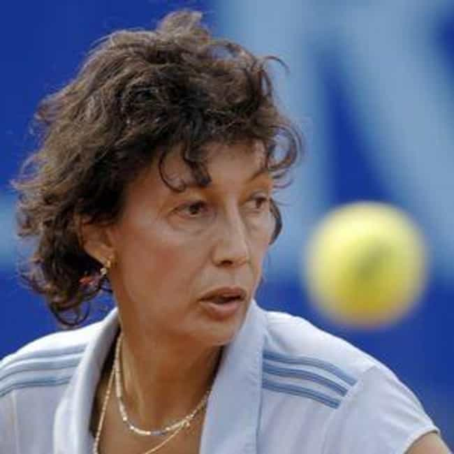 Virginia Ruzici is listed (or ranked) 4 on the list The Best Tennis Players from Romania