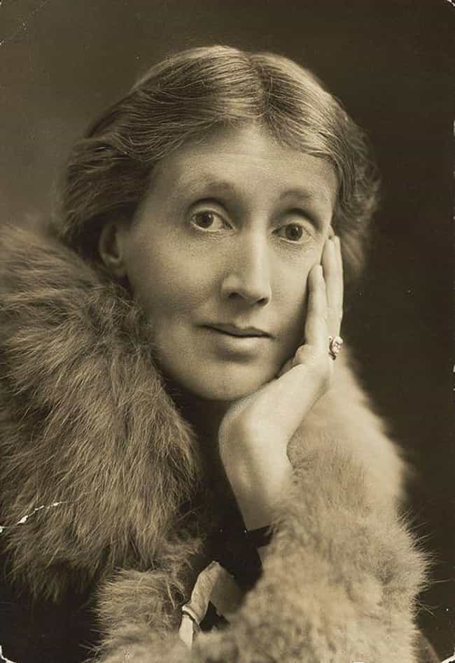 Virginia Woolf is listed (or ranked) 4 on the list What The People Behind The Books You Read In High School Actually Look Like
