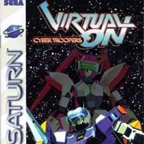 Virtual On is listed (or ranked) 25 on the list The Best Sega Saturn Fighting Games