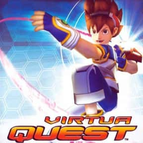 Virtua Quest is listed (or ranked) 16 on the list List of All Console Role-playing Games
