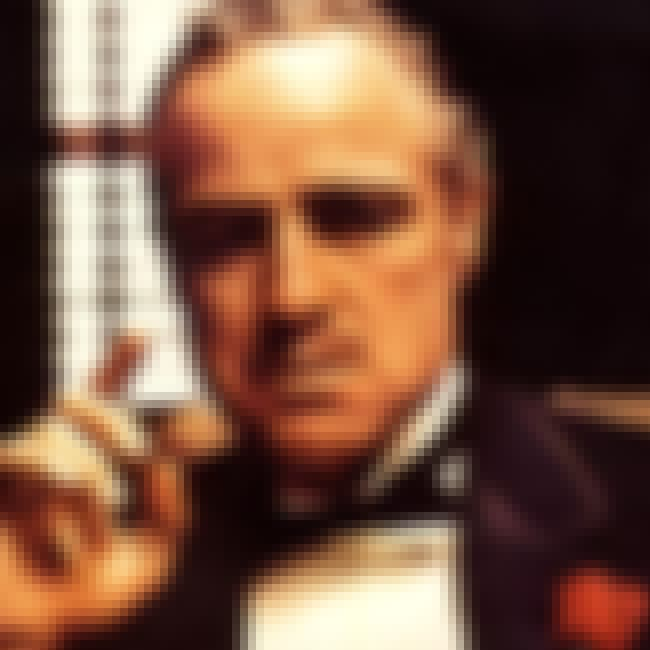 Vito Corleone is listed (or ranked) 4 on the list The Coolest Fictional Characters from New York