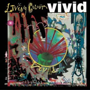 Vivid is listed (or ranked) 23 on the list My Top 50 Albums Of The 80's (At The Time)