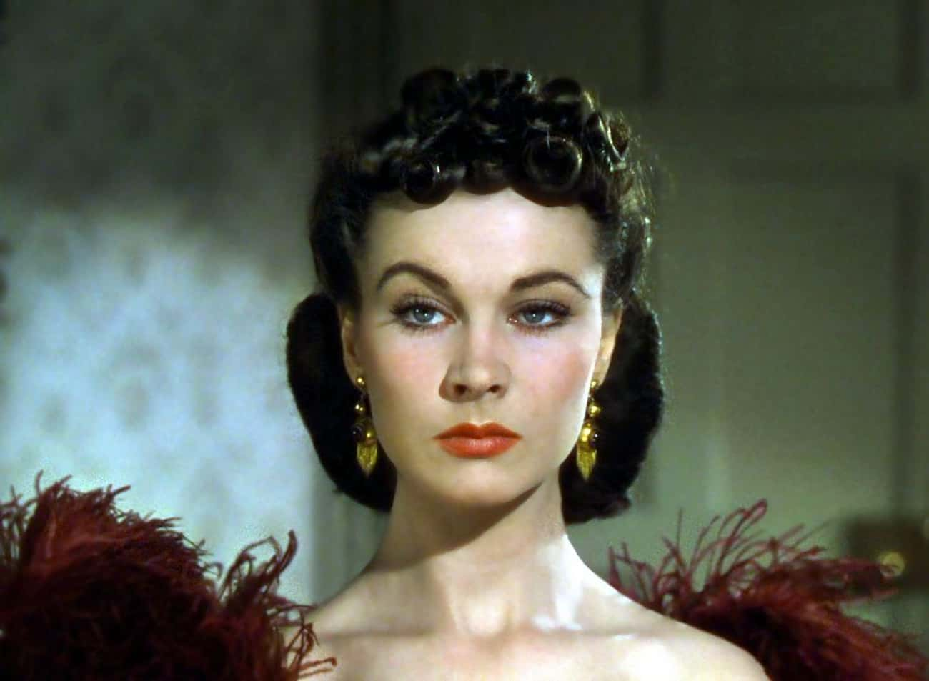 Vivien Leigh is listed (or ranked) 1 on the list Resting Bitch Face: Who Does It Best?