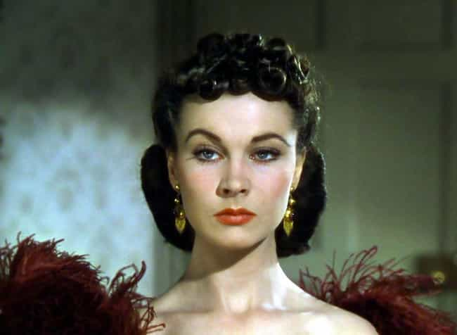 Vivien Leigh is listed (or ranked) 2 on the list Resting Bitch Face: Who Does It Best?