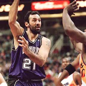 Vlade Divac is listed (or ranked) 6 on the list Every Player In The Basketball Hall Of Fame