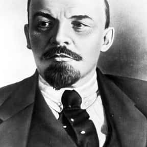 Vladimir Lenin is listed (or ranked) 3 on the list List of Famous Revolutionaries