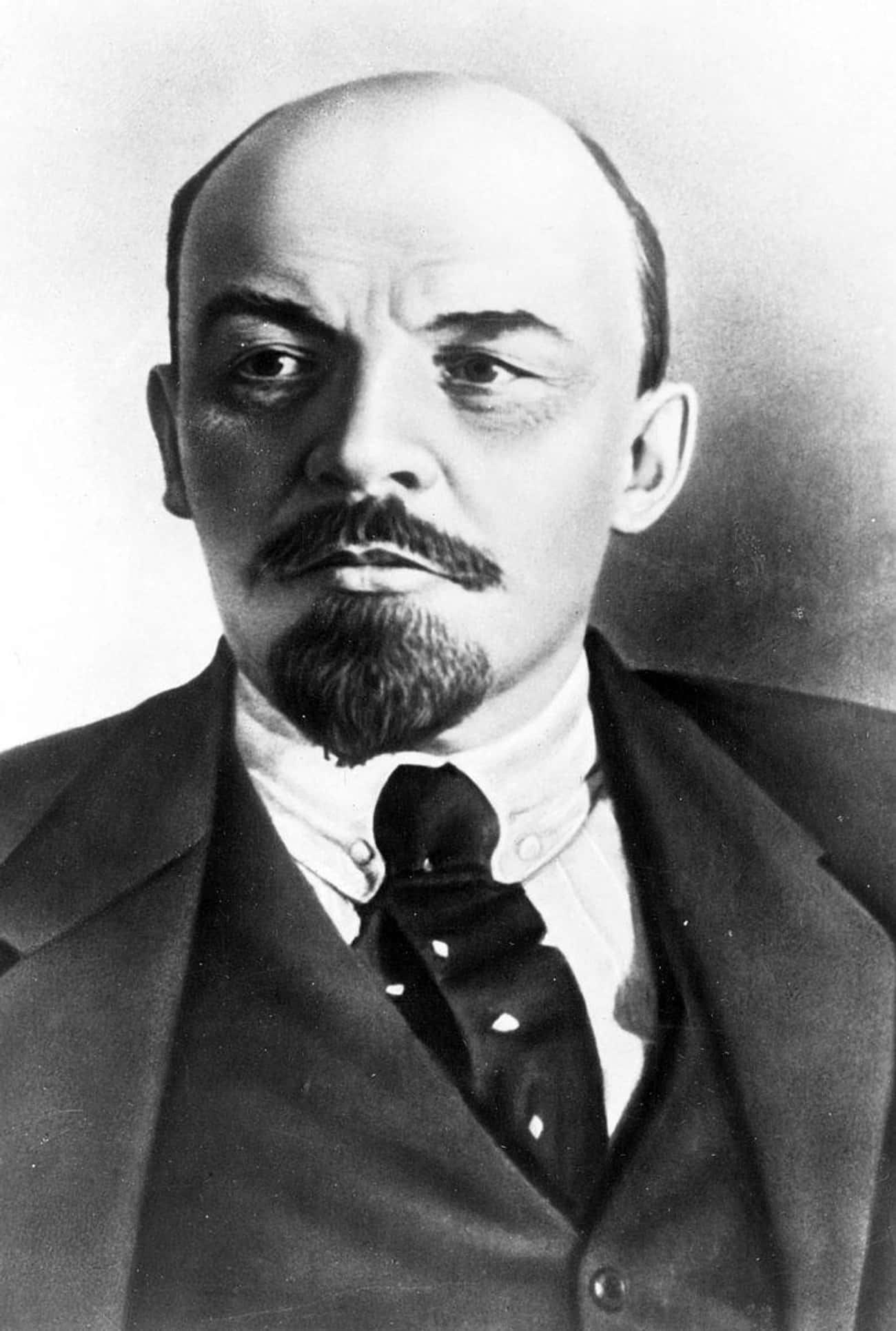 Vladimir Lenin May Have Died of Syphilis
