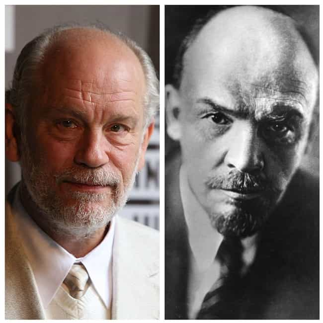 Vladimir Lenin is listed (or ranked) 4 on the list Historical Figures And The Actors Who Should Portray Them In A Biopic