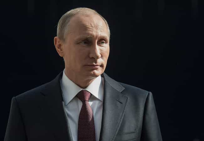 Vladimir Putin is listed (or ranked) 5 on the list The Most Influential People of 2014