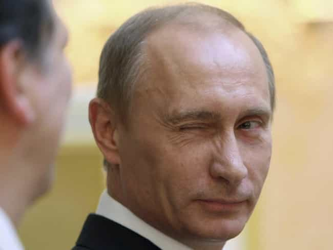 Vladimir Putin is listed (or ranked) 1 on the list Modern Politicians Who Got Away with Murder