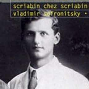 Vladimir Sofronitsky is listed (or ranked) 23 on the list The Best Pianists in the World