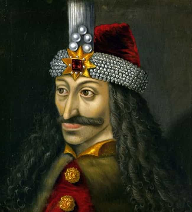 Vlad the Impaler is listed (or ranked) 4 on the list Real-Life Instances of Actual Vampires