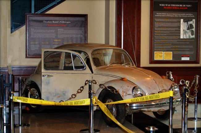 Volkswagen Beetle is listed (or ranked) 3 on the list 20 Serial Killer Cars You Wouldn't Want to Cut Off