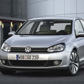 Volkswagen Golf is listed (or ranked) 10 on the list The Greenest Green Cars