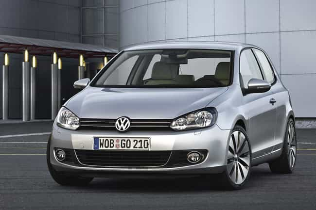 Volkswagen Golf is listed (or ranked) 4 on the list Best Cars for Teens: New and Used, Ranked