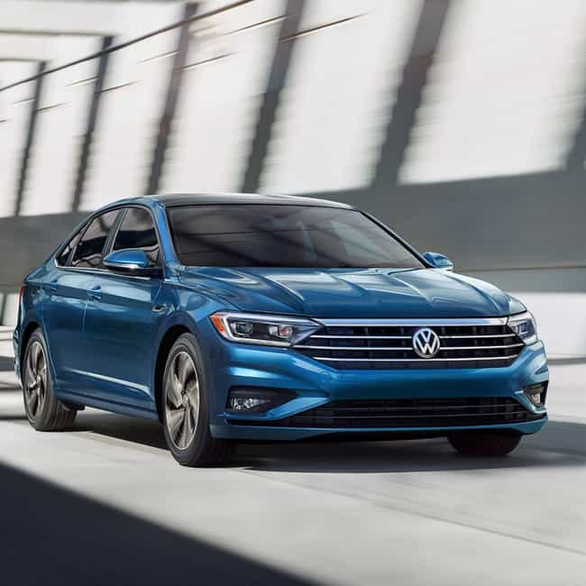 Volkswagen Jetta is listed (or ranked) 4 on the list The Best 2019 Cars Under $20,000