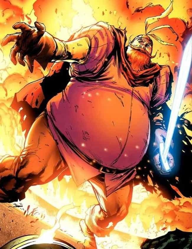 Volstagg is listed (or ranked) 4 on the list The Best Overweight Characters in Comics