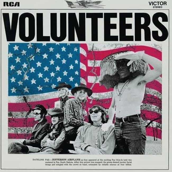 Volunteers is listed (or ranked) 3 on the list The Best Jefferson Airplane Albums of All Time