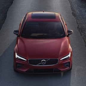 Volvo S60 is listed (or ranked) 21 on the list The Best Cars of 2019