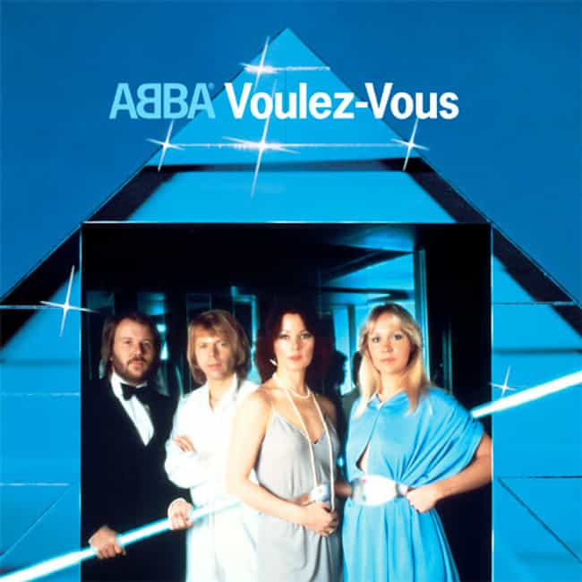 Voulez-Vous is listed (or ranked) 4 on the list The Best ABBA Albums of All Time