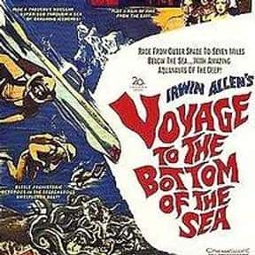 Voyage to the Bottom of the Se is listed (or ranked) 5 on the list The Best Movies With Sea in the Title
