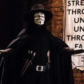 V for Vendetta is listed (or ranked) 9 on the list Action Movies On Netflix That Are Just Right For A Saturday Afternoon