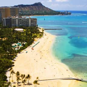 Waikiki is listed (or ranked) 9 on the list The Best U.S. Beaches for Surfing