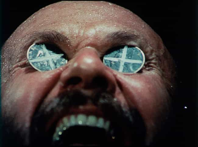 Wake in Fright is listed (or ranked) 4 on the list Lost Films That Were Discovered In Bizarre Places