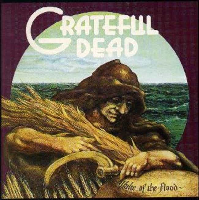 Wake of the Flood is listed (or ranked) 3 on the list The Best Grateful Dead Albums of All Time