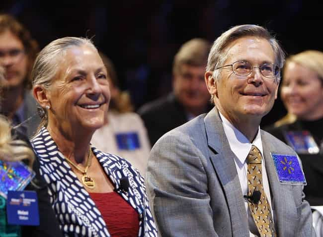 Walmart is listed (or ranked) 2 on the list Billionaire Descendants Who Are Going To Inherit Their Families' Companies