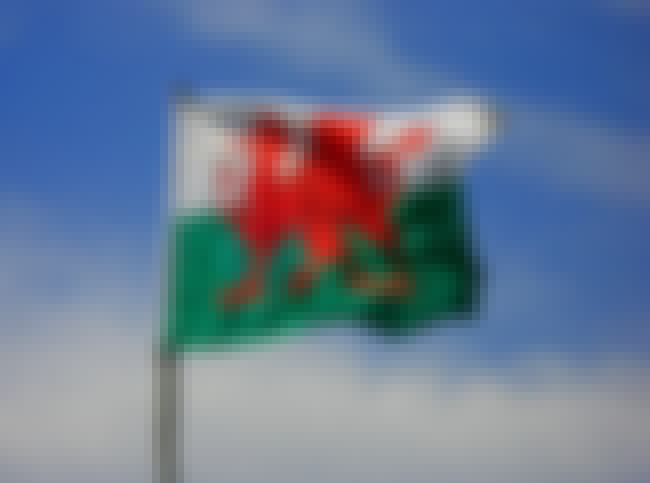 Wales is listed (or ranked) 3 on the list The Coolest National Flags