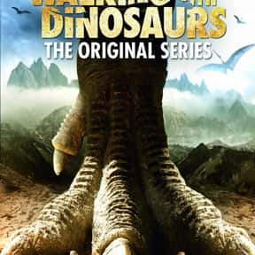Walking with Dinosaurs is listed (or ranked) 5 on the list The Greatest TV Shows About Dinosaurs
