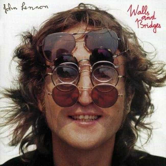 Walls and Bridges is listed (or ranked) 3 on the list The Best John Lennon Albums List