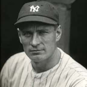 Wally Pipp is listed (or ranked) 10 on the list The Best Yankees First Basemen of All Time