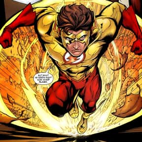 Wally West is listed (or ranked) 6 on the list The Best Teenage Superheroes