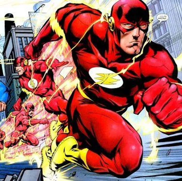 Wally West Was An Entire Generation's Flash