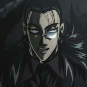 Walter C. Dornez is listed (or ranked) 5 on the list List of All Hellsing Characters, Best to Worst
