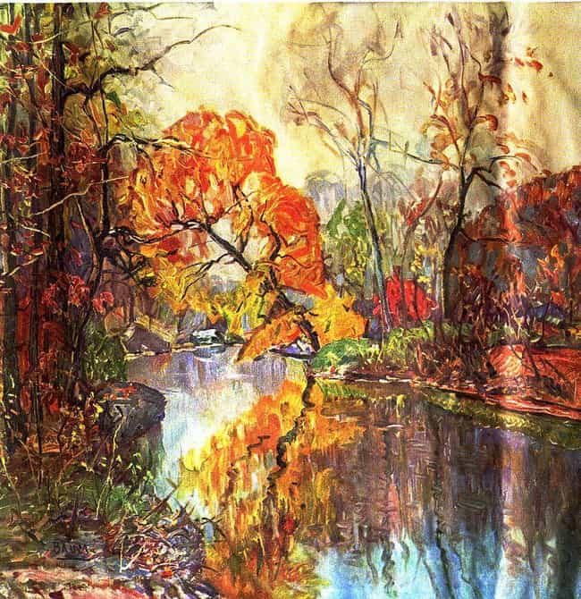 Walter Emerson Baum is listed (or ranked) 3 on the list Famous Pennsylvania Impressionism Artists
