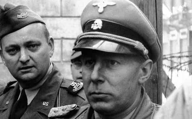 Walter Rauff is listed (or ranked) 3 on the list 14 Ruthless Nazi War Criminals Who Escaped Justice