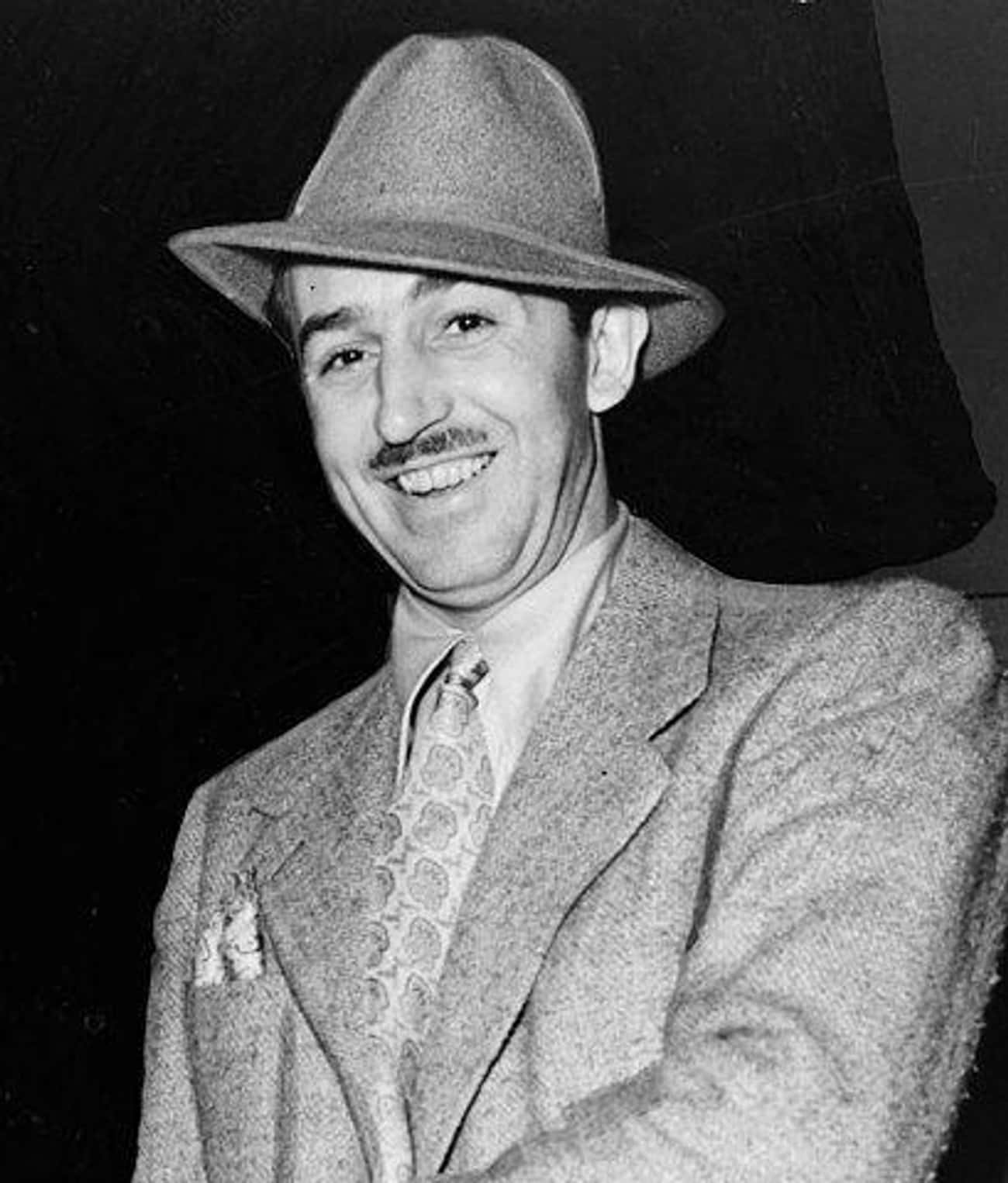 Walt Disney is listed (or ranked) 1 on the list Famous People Who Survived The Spanish Flu