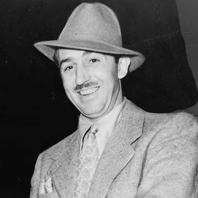 Walt Disney is listed (or ranked) 4 on the list 12 Historical Figures Whose Deaths Were Outrageously Exaggerated